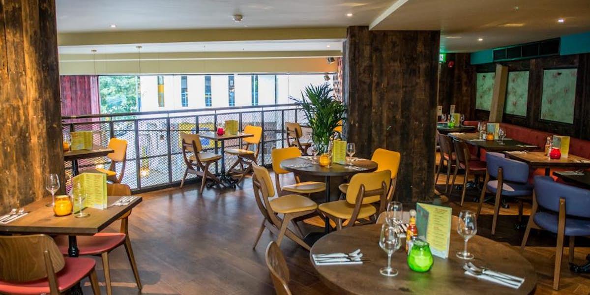 Chester Restaurant Room Hire