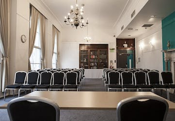Hire Space - Venue hire The Gulbenkian at Park Crescent Conference Centre