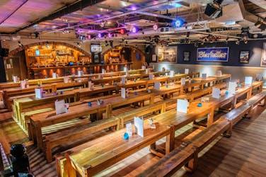Hire Space - Venue hire The Bierkeller  at The Liverpool Bierkeller Entertainment Complex