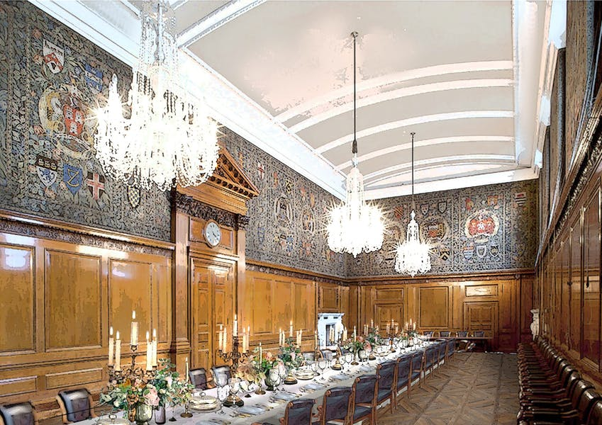 Photo of The Tapestry Room at The Ned