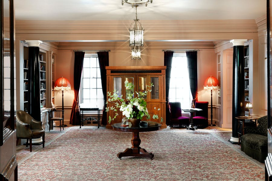 Photo of The Drawing Room at The Ned