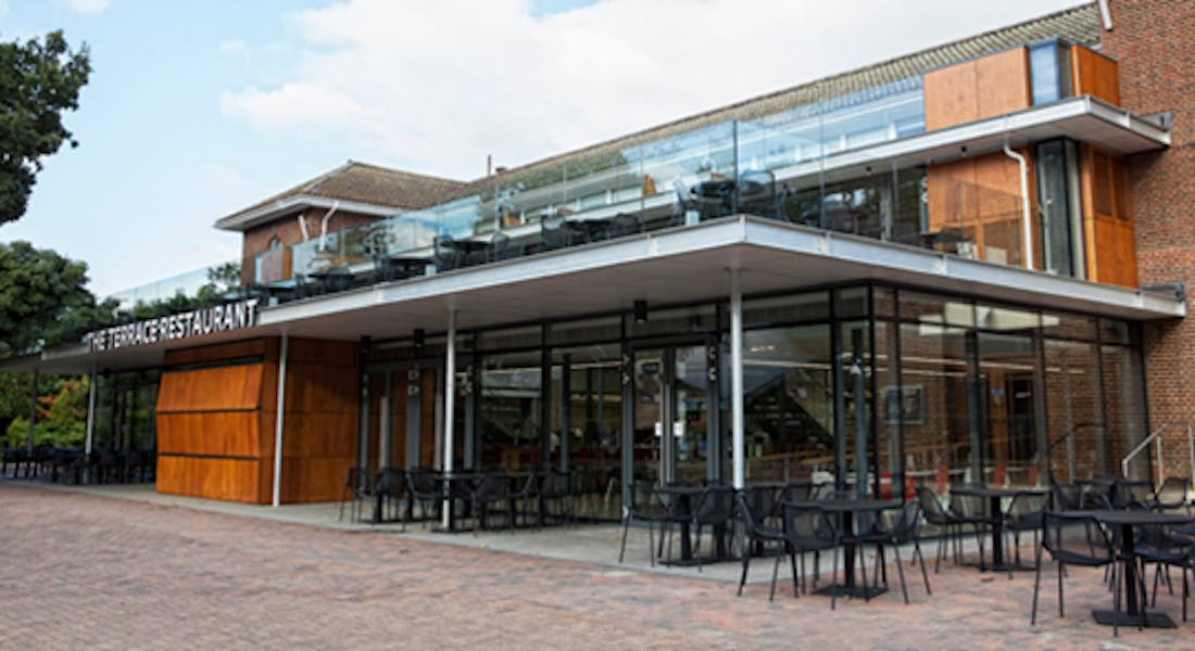 Photo of The Terrace  at ZSL London Zoo