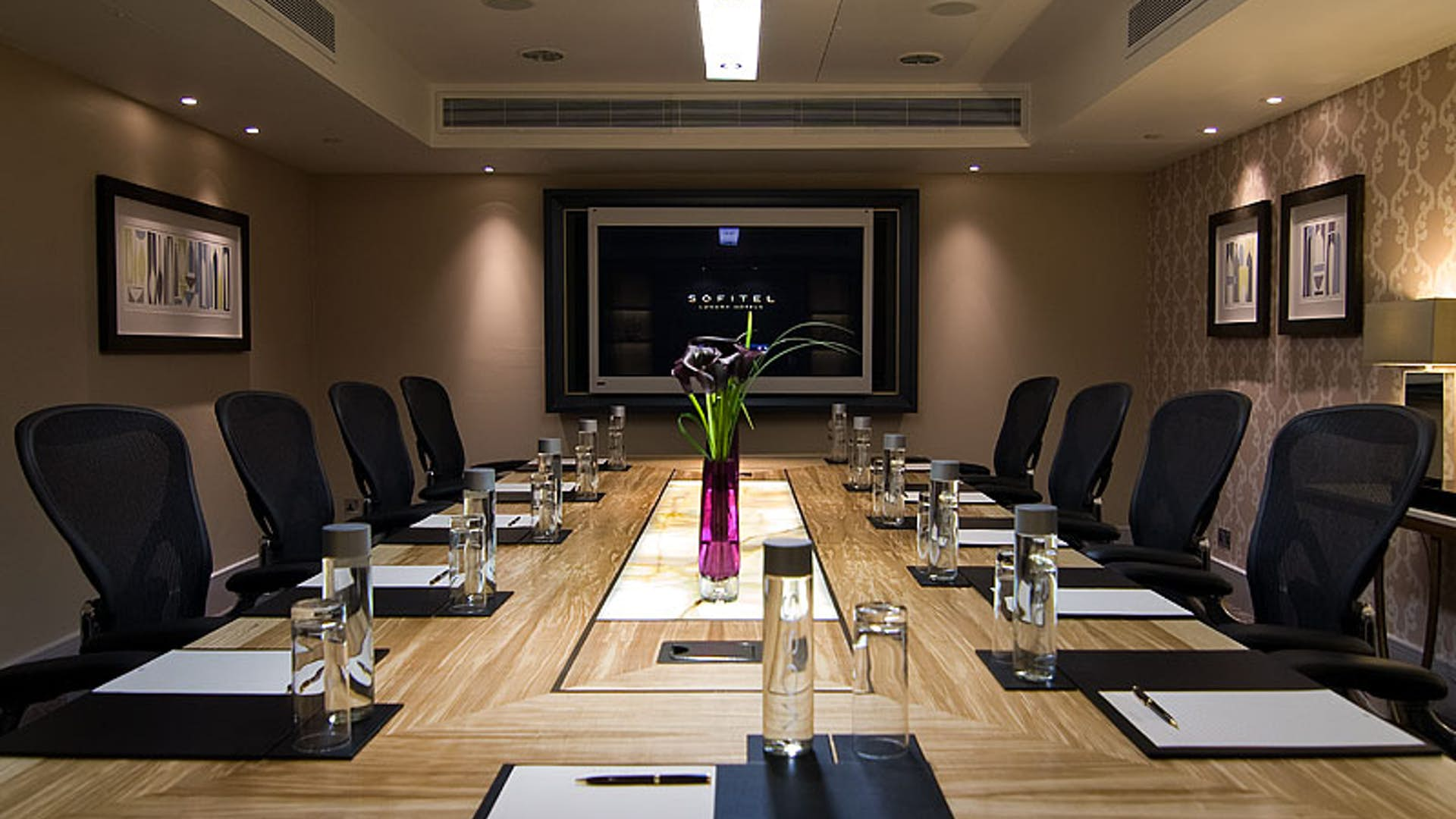 Meeting room at Sofitel St James