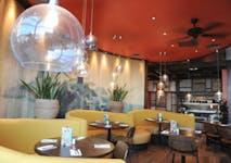 Hire Space - Venue hire Upstairs Mezzanine at Las Iguanas Liverpool
