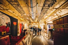 Hire Space - Venue hire The Postal Museum at The Postal Museum