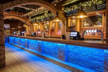Hire Space - Venue hire Bierkeller Bar at The Birmingham Bierkeller Entertainment Complex