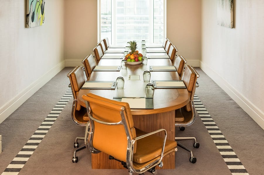 Photo of Executive Boardroom at The Chelsea Harbour Hotel