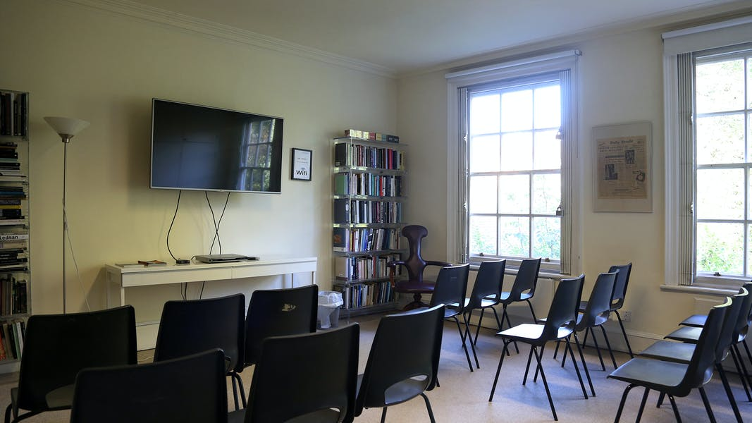 Photo of Meeting Room at Freud Museum London