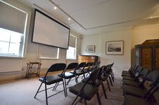 Photo of Video Room at Freud Museum London