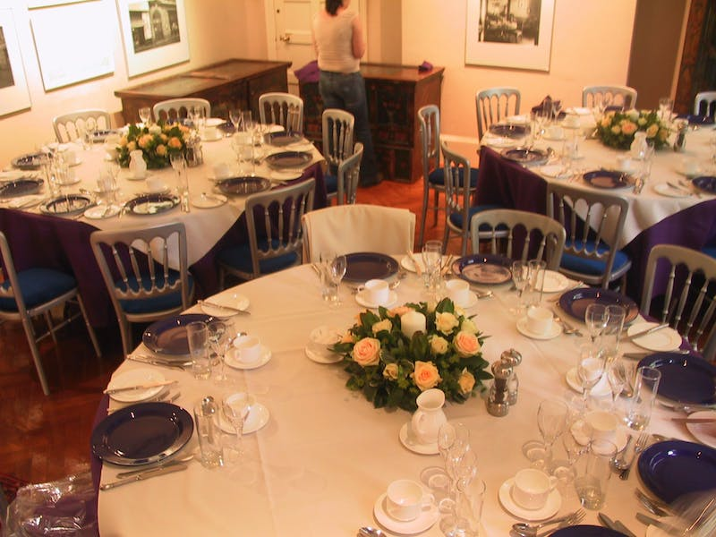 Photo of Dining Room at Freud Museum London