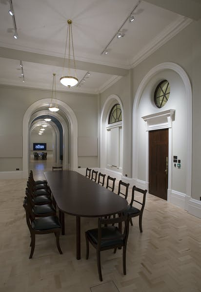 Photo of Wilkins Boardroom at National Gallery
