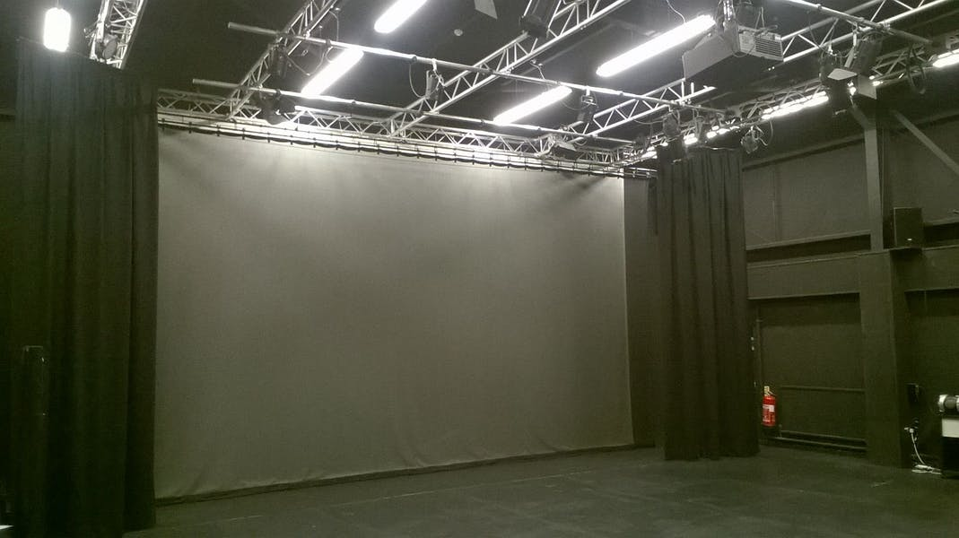 Photo of Theatre and  Conference Space at Impact Community Arts Centre