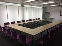Hire Space - Venue hire Blomeley Room 1 at Queen Mary University Students' Union