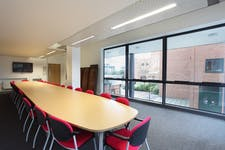 Photo of Matt Spencer Boardroom at Queen Mary University Students' Union