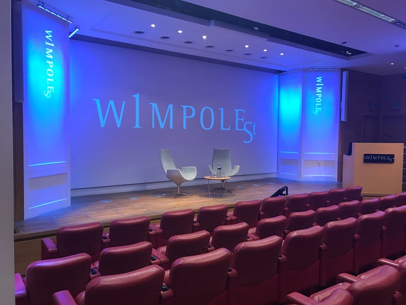 Photo of Guy Whittle Auditorium  at 1 Wimpole Street