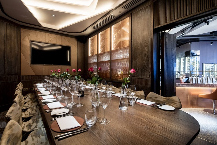 Photo of The Eton Room at Aster