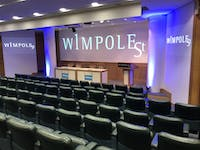 Photo of Max Rayne Auditorium  at 1 Wimpole Street