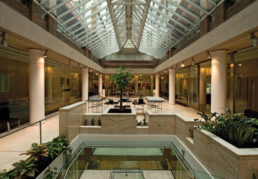 Photo of The Atrium  at 1 Wimpole Street