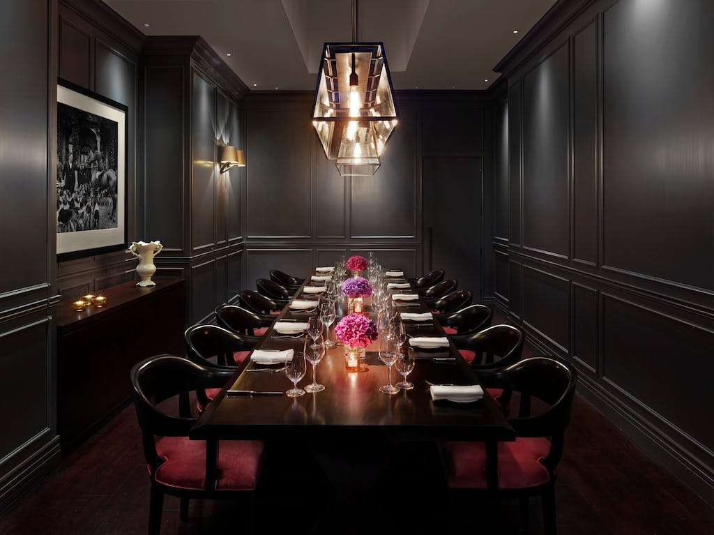 Hire Space   Venue Hire Private Dining Room At The London EDITION ...