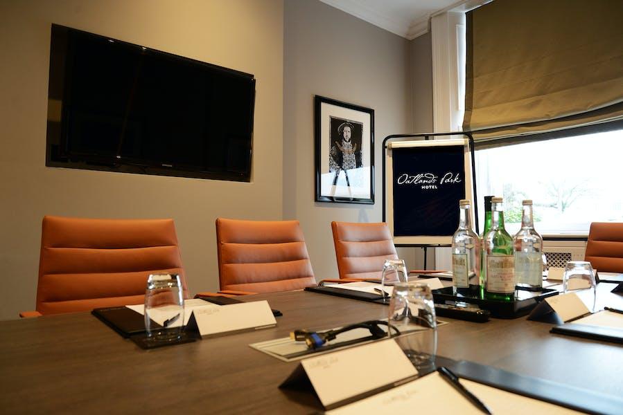 Photo of Cedar / Surrey Room at Oatlands Park Hotel