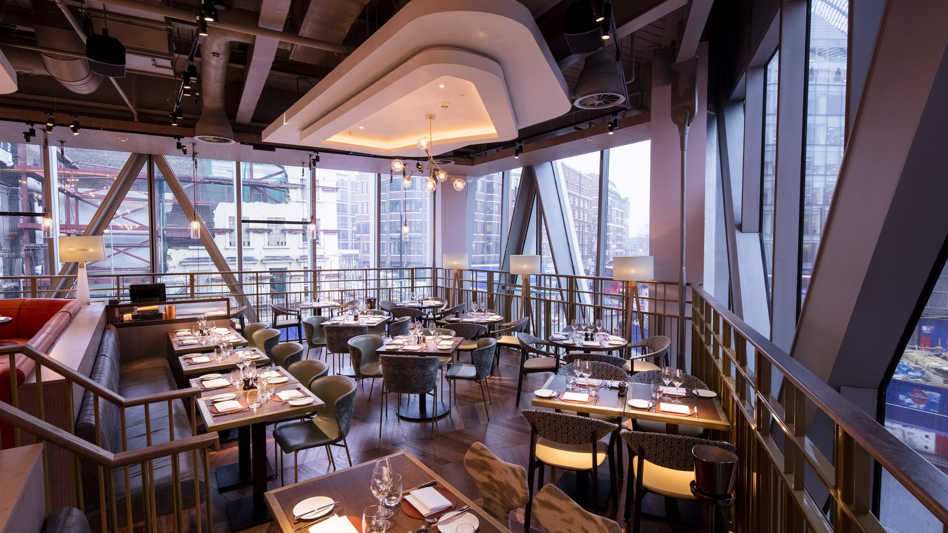 First Floor Restaurant Dining Aster