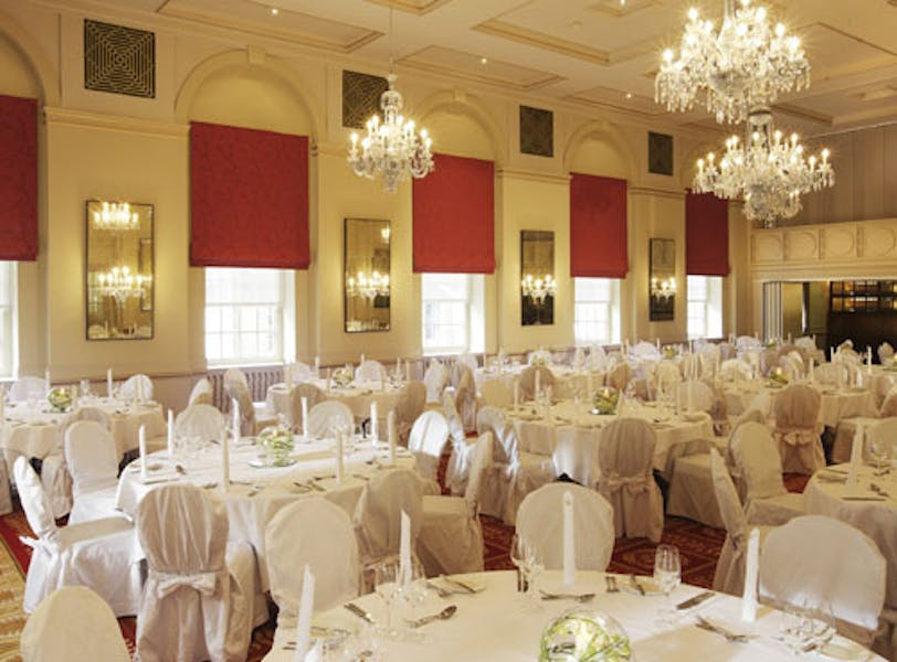 Photo of Queen Mary Hall at The Bloomsbury Hotel