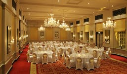 Hire Space - Venue hire George V at The Bloomsbury Hotel