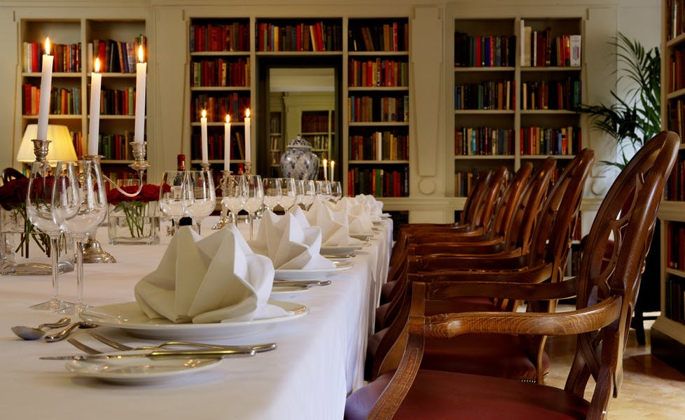 Photo of The Library at The Bloomsbury Hotel