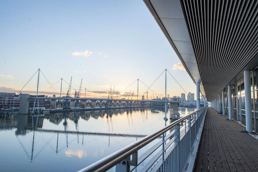 Photo of CentrEd at ExCeL at ExCeL London