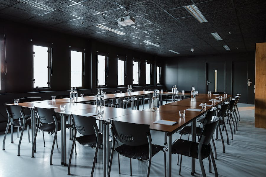 Photo of Large Meeting Room at Good Hotel London