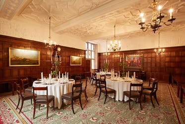 Hire Space - Venue hire The Court Room and The Luncheon Room at Ironmongers' Hall
