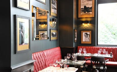 Hire Space - Venue hire The Oyster Bar at Boisdale of Canary Wharf