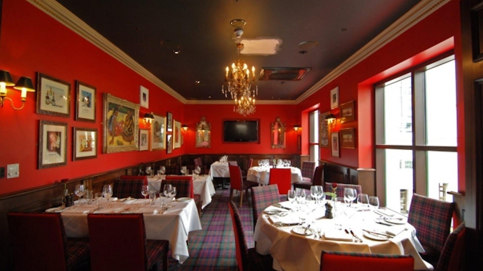 The Paul Gauguin Room Boisdale Of Canary Wharf