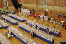Hire Space - Venue hire Main Hall at Rivermead Leisure Complex