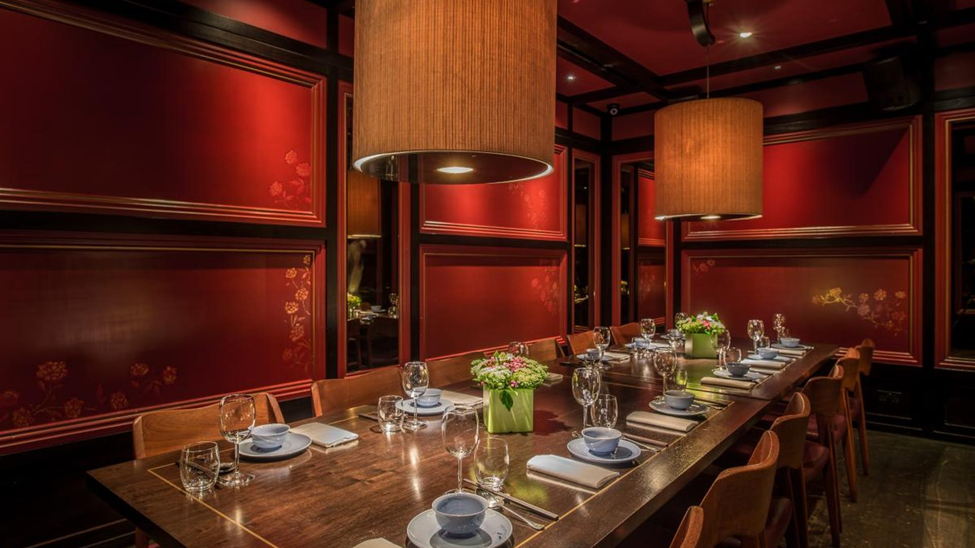 private dining rooms | Private dining room | Dining | Hakkasan Mayfair