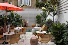 Hire Space - Venue hire Garden Terrace at Gazelli House