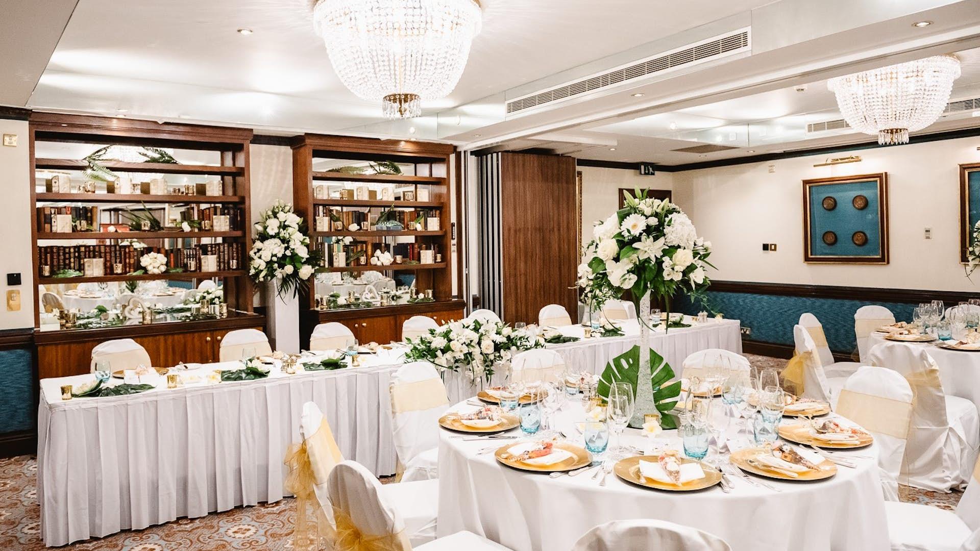 Van Dyke Suite | Weddings | The Rubens at the Palace