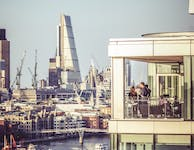 Hire Space - Venue hire Sunset at Sea Containers Events