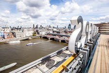 Hire Space - Venue hire Roof Terrace at Sea Containers Events