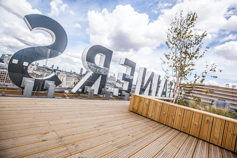 Photo of Roof Terrace at Sea Containers Events