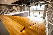 Hire Space - Venue hire Amphitheatre at Sea Containers Events