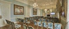 Long Drawing Room at Dartmouth House