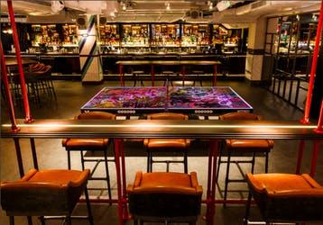 Hire Space - Venue hire Whole Venue at Bounce, the home of Ping Pong | Old Street