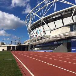 Hire Space - Venue hire Community Track and Field at London Stadium - former Olympic Stadium