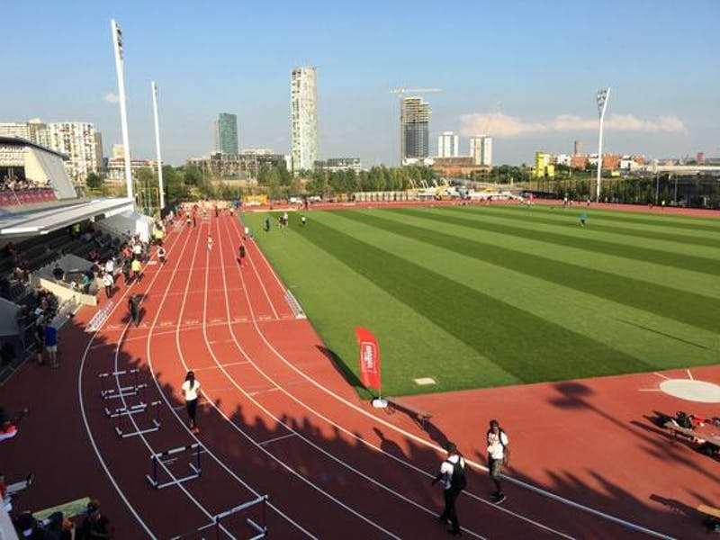 Photo of Community Track and Field at London Stadium - former Olympic Stadium