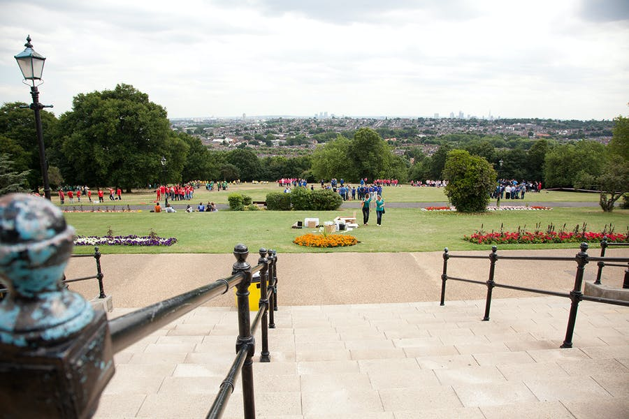 Photo of Alexandra Palace