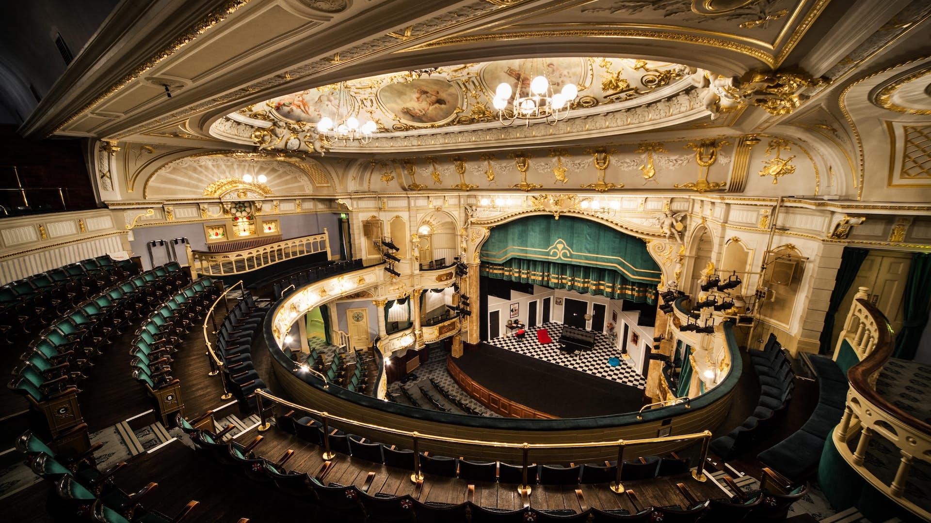Auditorium Business Buxton Opera House