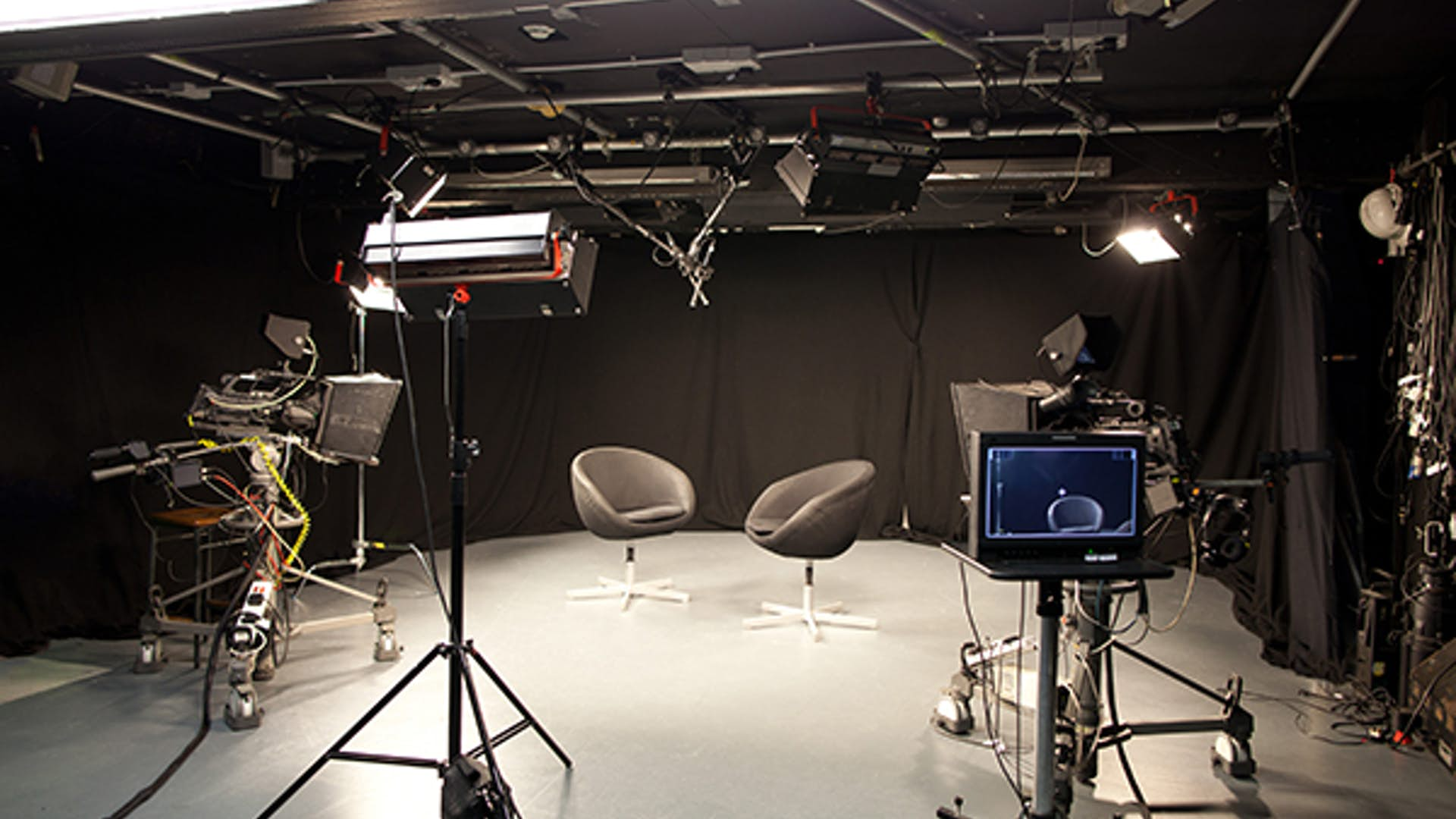 Film A New Studio Home