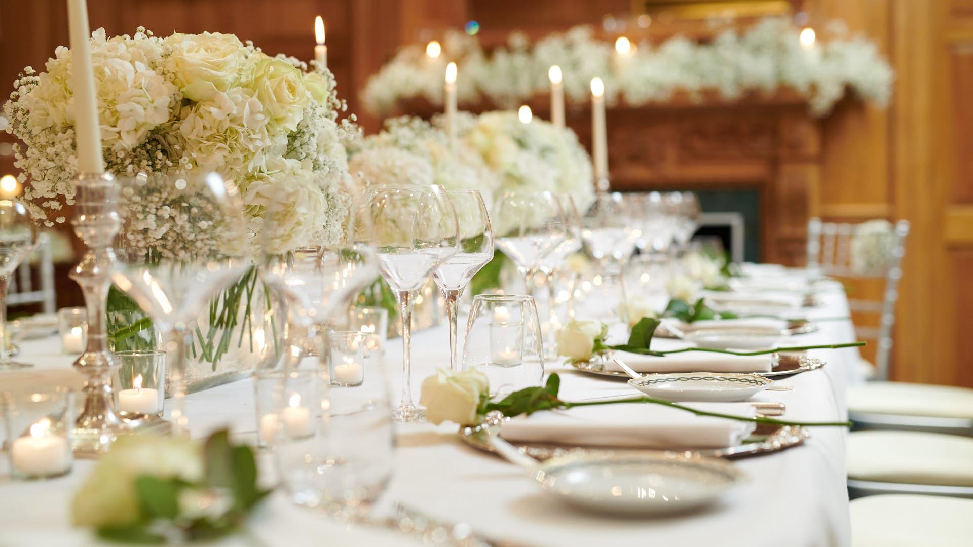 Windsor Suite | Weddings | The Milestone Hotel