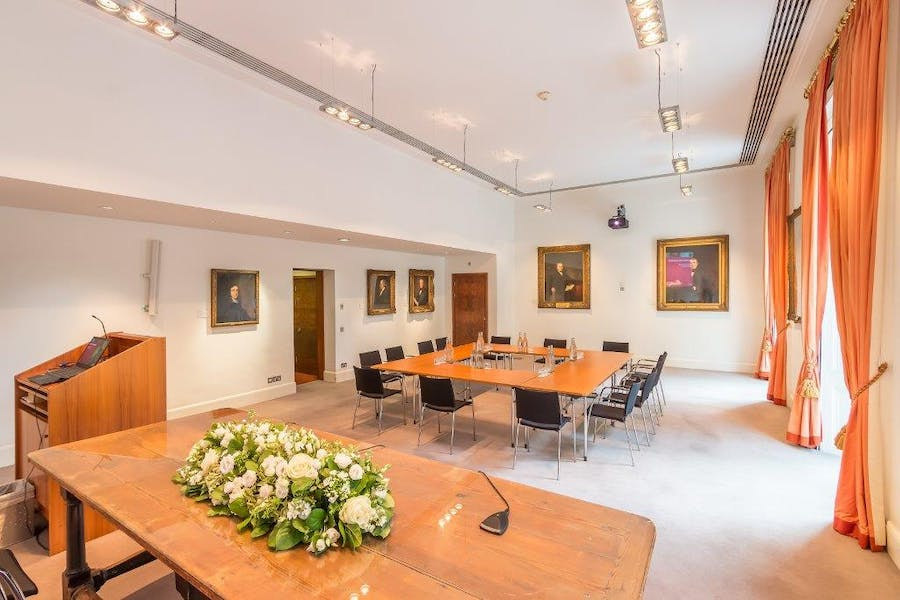 Photo of The Conference Room at The Royal Society